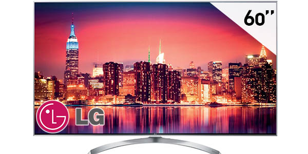 Smart TV LG 60SJ810V UHD 4K