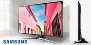 Smart TV Samsung UE55MU6125 barata