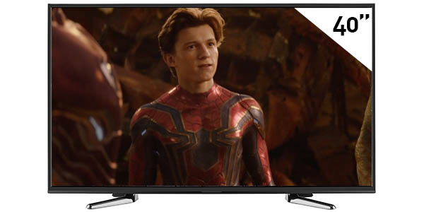 Televisor LED HKC 40K7A-A2EU de 40''