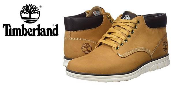 Botas Timberland Breadstreet Leather Sensorflex en oferta en Amazon