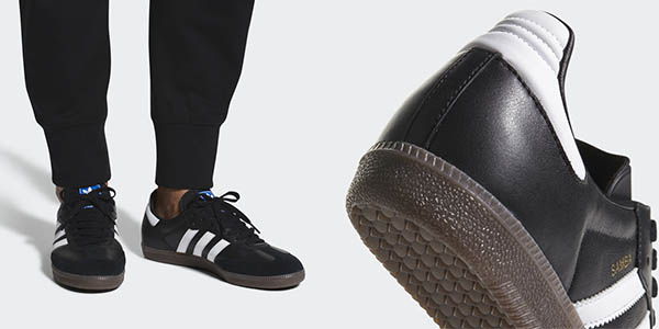 zapatillas Adidas Samba OG de diseño clásico de la marca en oferta