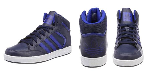Zapatillas Adidas Varial Mid en color azul baratas en Amazon
