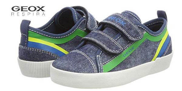 Nuevos objetos San Francisco mejor coleccion Chollazo Zapatillas deportivas Geox Jr Kilwi para niños por sólo ...