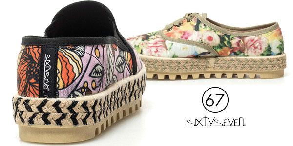 Zapatillas Gaudí y Monet SixtySeven para mujer chollazo en eBay