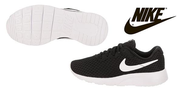 Zapatillas infantiles Nike Tanjun S en oferta en Amazon