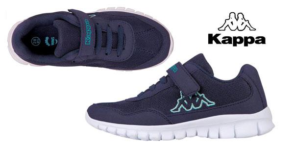 Zapatillas Kappa Apollo Kids baratas en Amazon