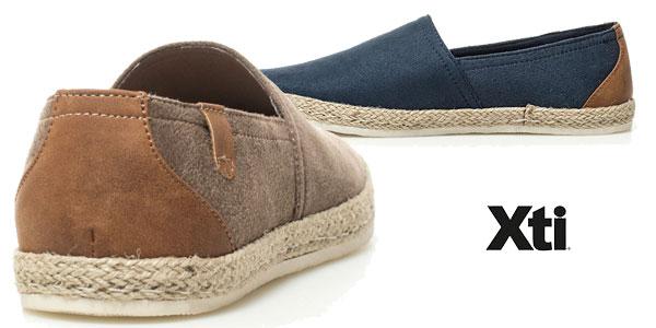 Zapatillas sin cordones Xti Cro en 3 colores para hombre chollazo en eBay