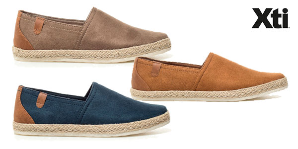 Zapatillas sin cordones Xti Cro en 3 colores para hombre baratas en eBay