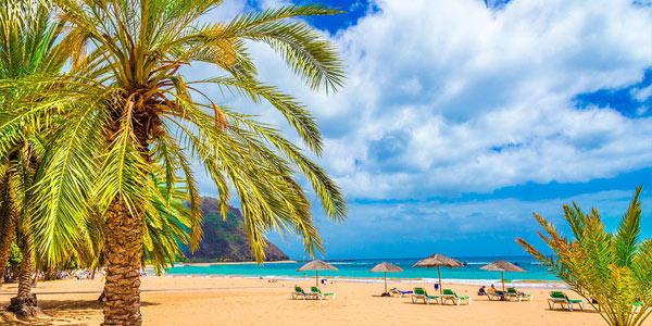 Voyage Privé viaje barato a Costa Adeje en Hotel Tropical Park