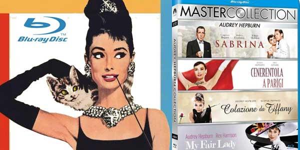 Audrey Hepburn MasterCollection (4 Blu-ray) barato en Amazon