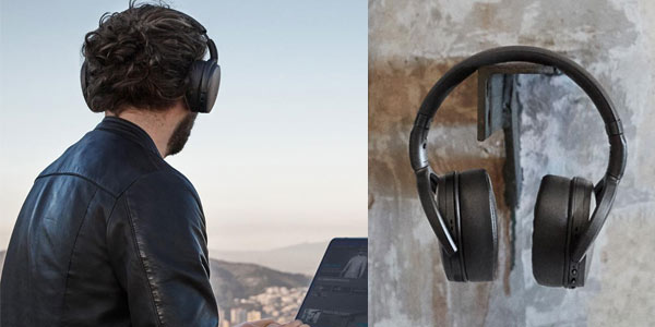 Auriculares Bluetooth Sennheiser Hd 4.50 rebajados en Amazon