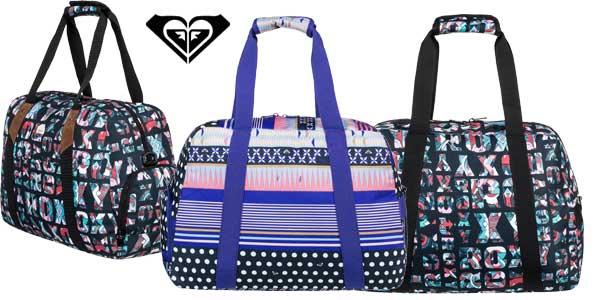 Bolsa de viaje mediana Roxy Sugar It Up con 3 diseños para mujer chollazo en eBay