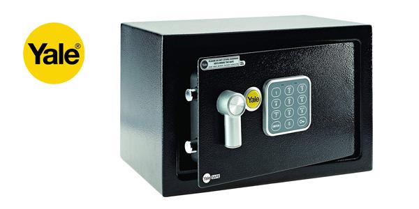 Caja Fuerte electrónica Yale YSV/250/DB1 tamaño mediano barata en Amazon