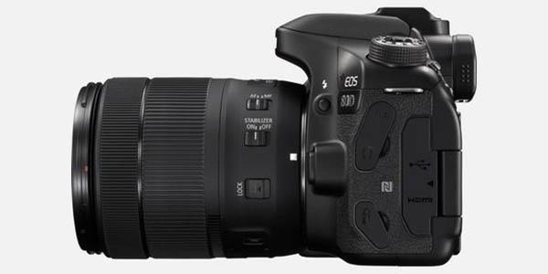 Cámara réflex Canon EOS 80D en eBay