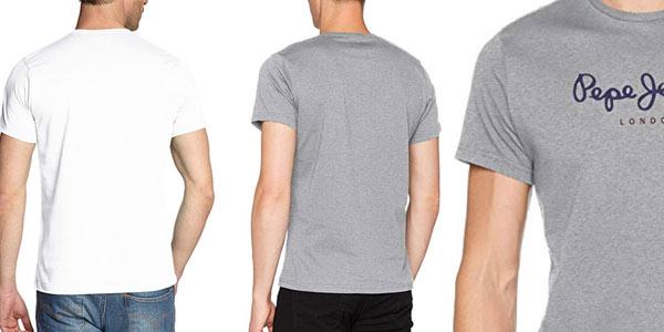 Camiseta Pepe Jeans Eggo rebajada en Amazon