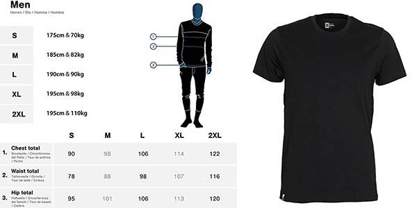 camisetas de algodón de corte recto Maat Mons oferta