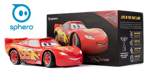 Cars Sphero Disney Pixar el definitivo Rayo McQueen barato en Amazon