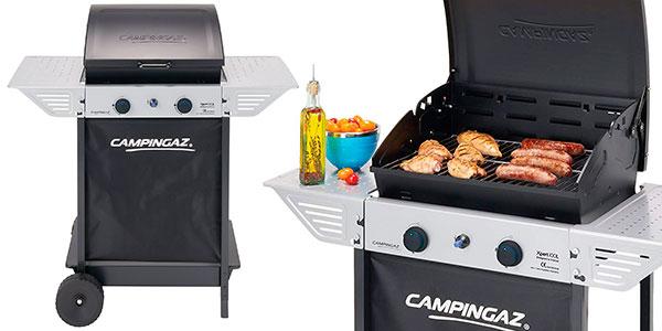 Chollo Barbacoa de gas Campingaz Xpert 100 L con 2 quemadores