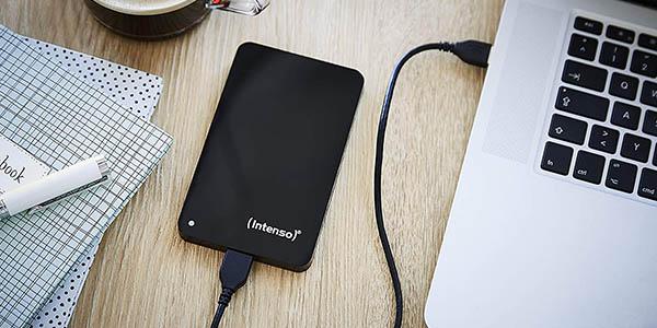 Disco duro portátil Intenso Memory Case 4 TB USB 3.0 barato