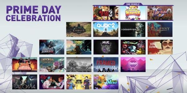 Juegos gratis para PC de Twitch Prime de julio 2018