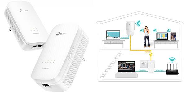 Kit PLC TP-Link AV2000 TL-WPA9610 barato