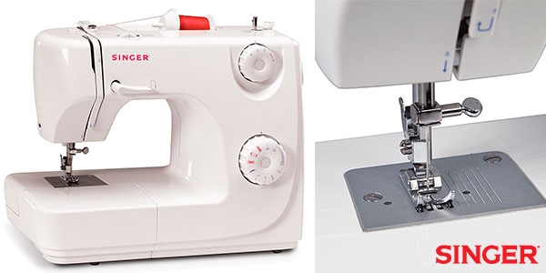 Máquina de coser automática Singer 8280 Mercury de 8 puntadas barata