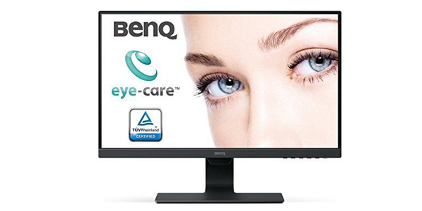 """Monitor BenQ GW2480 de 23.8"""" y 1080p con tecnología Eye-Care barato en Amazon"""