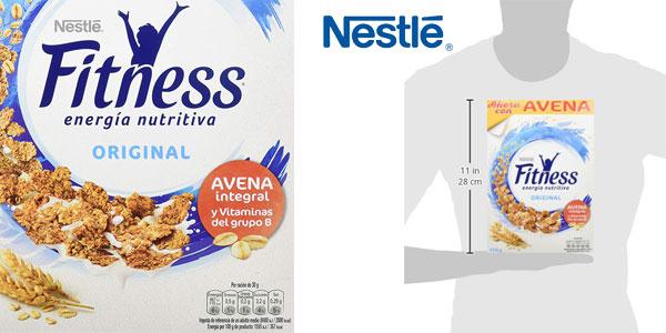 Pack de 12 paquetes de Fitness Cereales Original chollo en Amazon