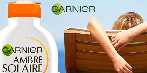 Pack x3 Garnier protector solar factor Spf 30 de 200ml chollo en Amazon