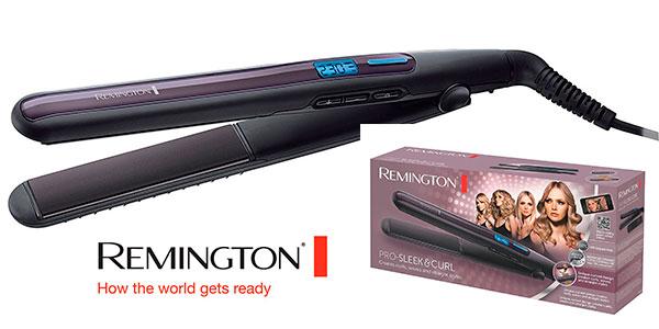 Plancha para el pelo Remington S6505 Pro Sleek & Curl barata