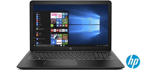 Portátil HP Pavilion Power 15-CB009NS de 15,6'' Full HD