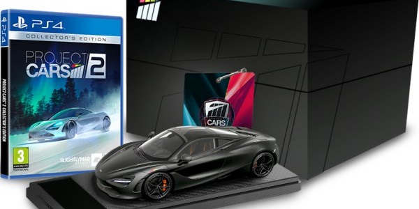 Project Cars 2 Coleccionista PS4 barata