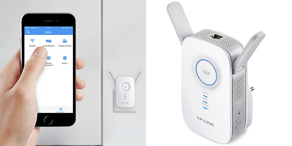 TP-LINK RE350 AC1200 barato