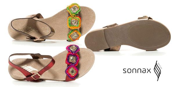 Sandalias Sonnax Fira para mujer en tres colores chollo en eBay