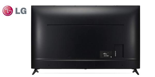 "Smart TV LG 55UK6100PLB UHD 4K de 55"" chollazo en Amazon"
