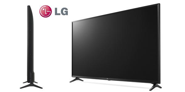 """Smart TV LG 55UK6100PLB UHD 4K de 55"""" chollo en Amazon"""