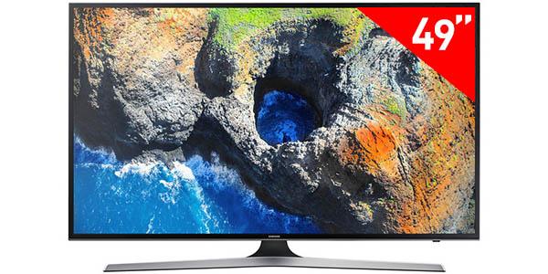 Smart TV Samsung UE49MU6120 de 49'' UHD 4K HDR