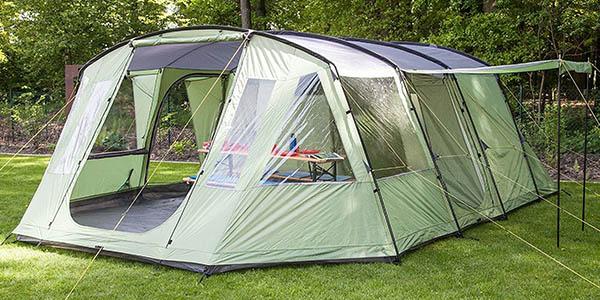 tienda de campamento Skandika Norland de gran capacidad resistente chollo