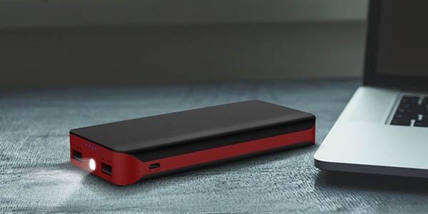 Batería portátil de 25.000 mAh barata