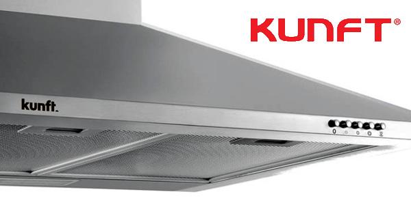 Campana extractora KUNFT KCHPS2339 de 60 cm y 108W chollo en eBay