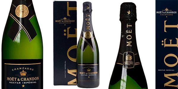 Chollo Champagne Moët & Chandon Nectar Impérial (75 cl)