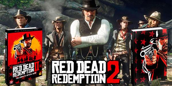 Chollo Guía Completa Oficial Red Dead Redemption 2 (Edición Coleccionista y Estándar)