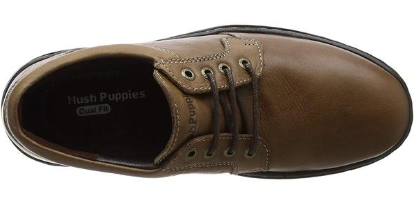 Chollo Zapatos Hush Puppies George Hanston de tipo Derby para hombre