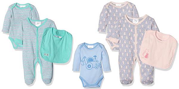 conjuntos de body infantil con diseños coloridos Twins Starter oferta