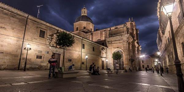 escapada con alojamiento y circuito spa en Salamanca oferta