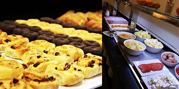 escapada con hotel y desayunos a Granada chollo