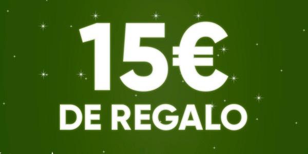 Fnac 15€ de regalo por cada 100€ de compra