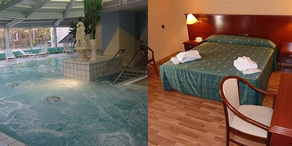 Hotel Balneario Vallfogona Riucorb oferta alojamiento