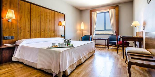 hotel de cuatro estrellas cerca de Salamanca a precio de chollo