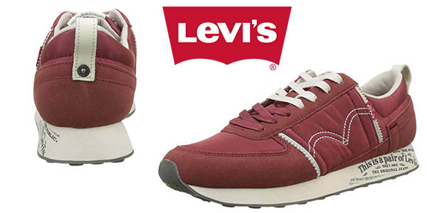 Levi's Gilmore zapatillas casuales baratas